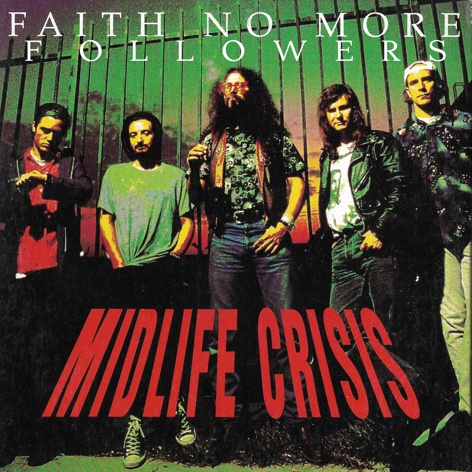 MIDLIFE CRISIS | 24 Years