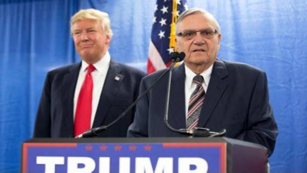 Donald Trump otorga el perdón a Joe Arpaio