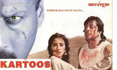 Poster Of Hindi Movie Kartoos 1999 Full HD Movie Free Download 720P Watch Online