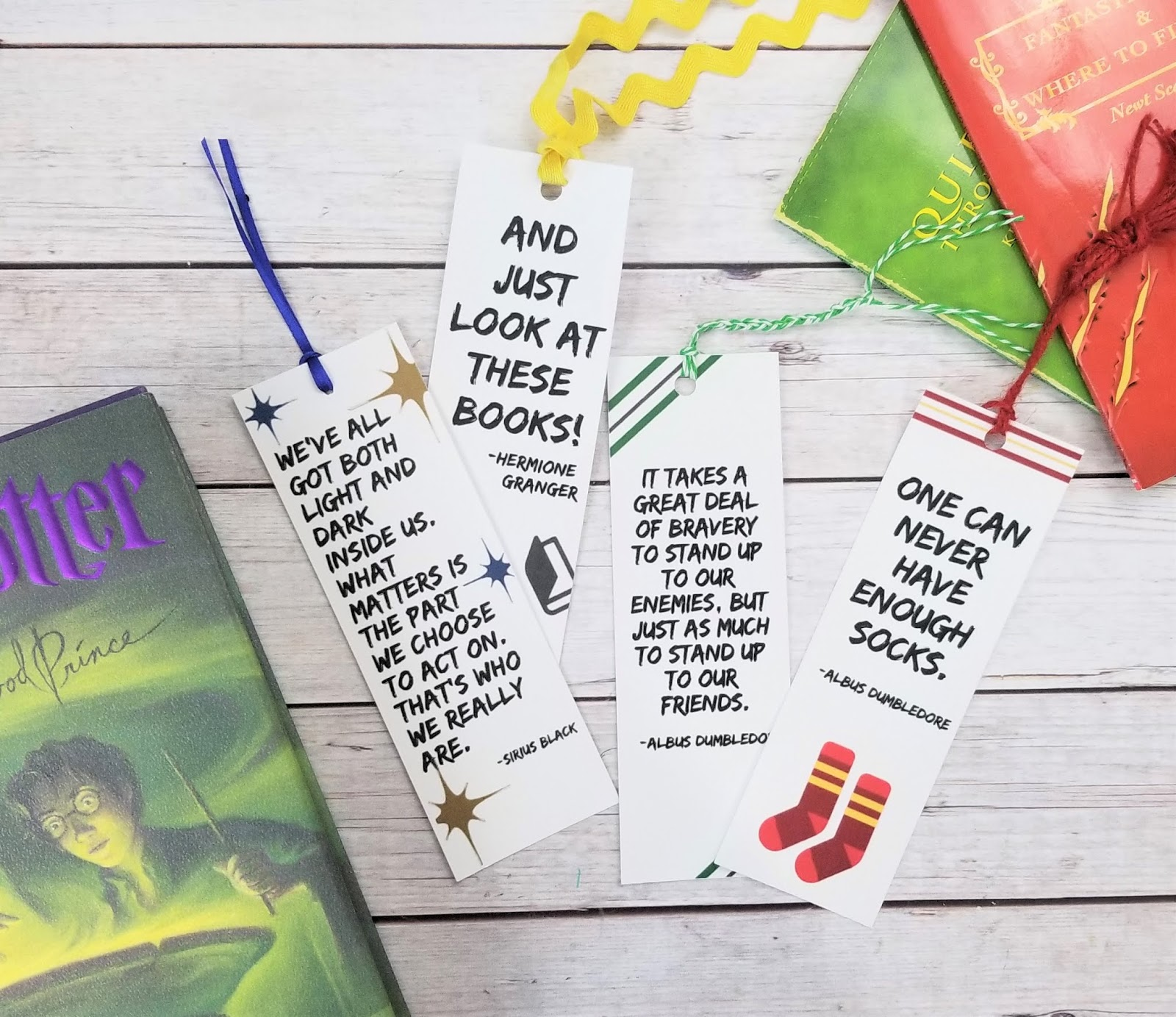 photo regarding Harry Potter Bookmark Printable identify 4 Magical and Totally free Harry Potter Bookmarks Sew Uncomplicated House