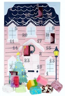 Bomb Cosmetics Christmas 2020 Santa Stop Here Advent Calendar