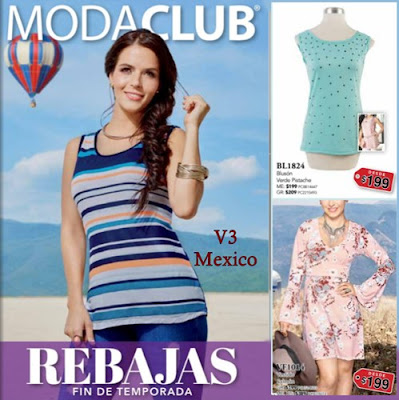 rebajas 2016 folleto moda club v4