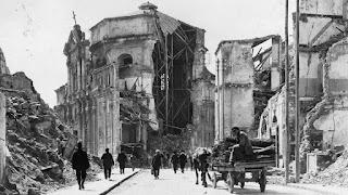 El terremoto de Mesina de 1908