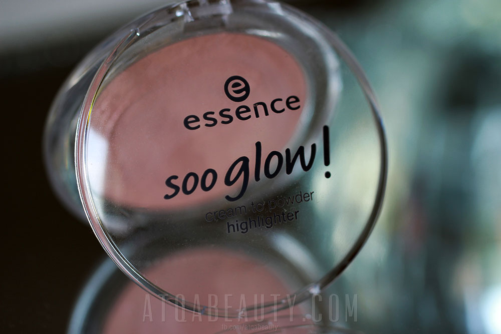 Essence, Soo Glow! Cream to Powder Highlighter