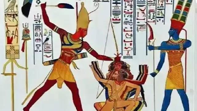 Ancient Egyptian Punishments