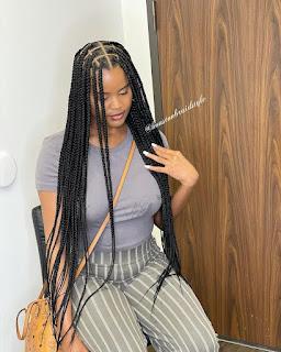 2021 African Braids