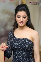 Telugu Actress Richa Panai Stills in One Shoulder Floral Long Dress at Rakshaka Bhatudu Movie Interview  0184.JPG