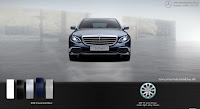 Mercedes E200 2018 màu Xanh Cavansite 890