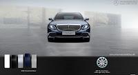 Mercedes E200 2019 màu Xanh Cavansite 890