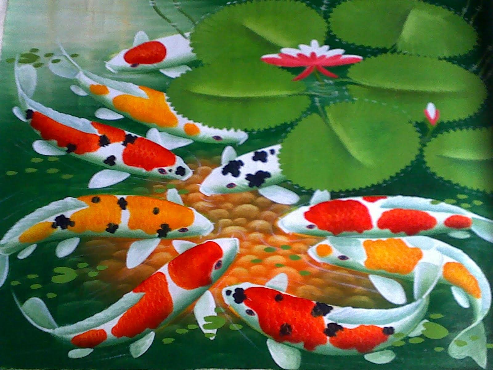 Makalah Morfologi,Taksonomi dan Klasifikasi Ikan Koi (Cyprinus carpio)