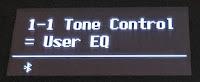 ES520 Tone Control - user EQ