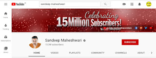 No.6 Youtube Channel of india