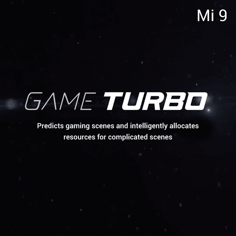 Xiaomi intros Game Turbo tech to counter Huawei's GPU Turbo