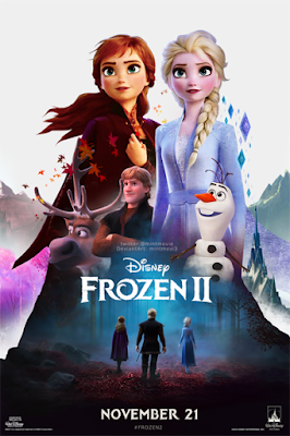 Frozen II [2019] [NTSC/DVDR- Custom HD] Ingles, Español Latino + Video Oficial