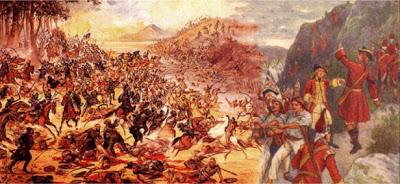 Battle of Plassey in Hindi