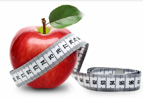 What are the benefits of Apple for weight loss
