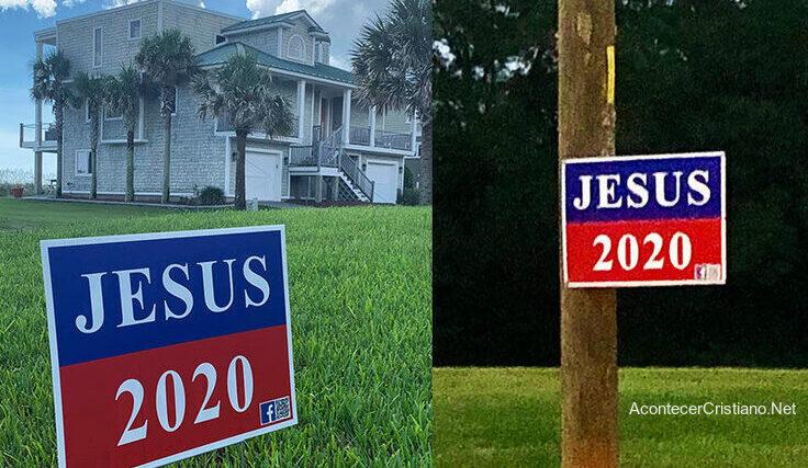 """Campaña """"Jesús 2020"""""""