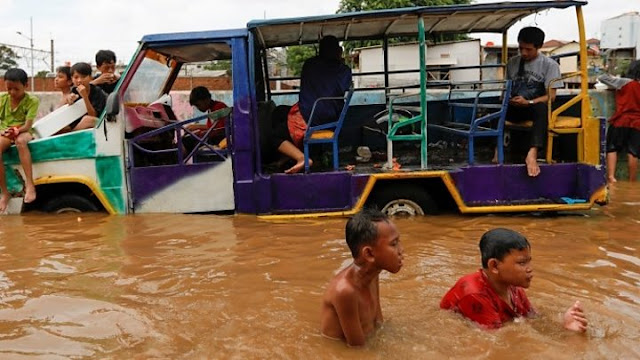 Gambar Banjir