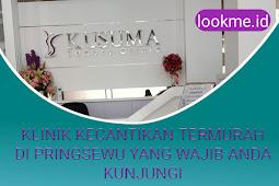 Biaya Suntik Jrawat di Klinik Kecantikan Kusuma Bandar Lampung