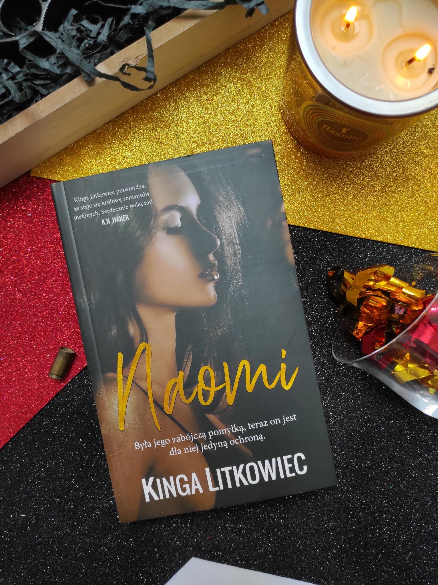"""Naomi"" Kinga Litkowiec - recenzja"