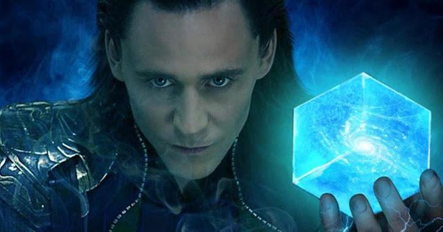 Loki, o deus da Trapaça