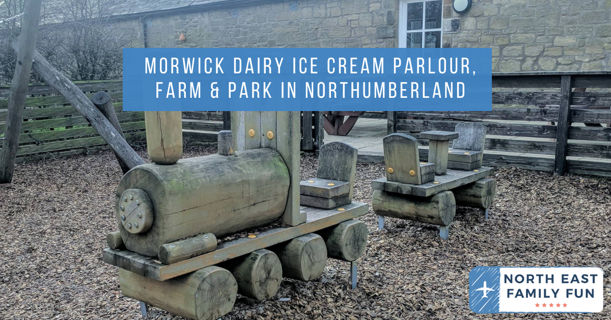 Morwick Dairy Ice Cream Parlour (near Amble)