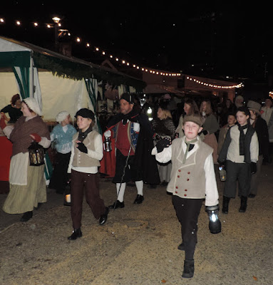 victorian festival of christmas portsmouth