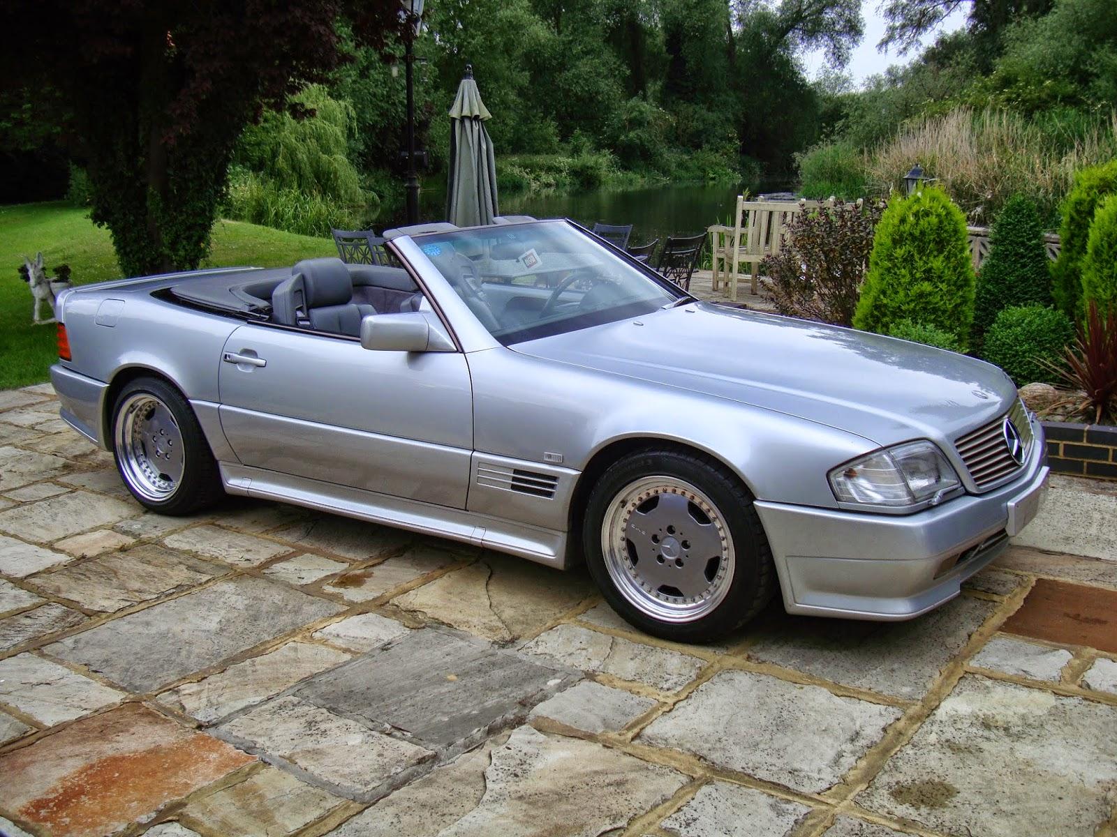 Mercedes-Benz R129 SL500 6 0 AMG | BENZTUNING