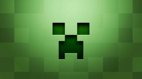 Logo Minecraft Green Day - Ultra HD 4K 2160p