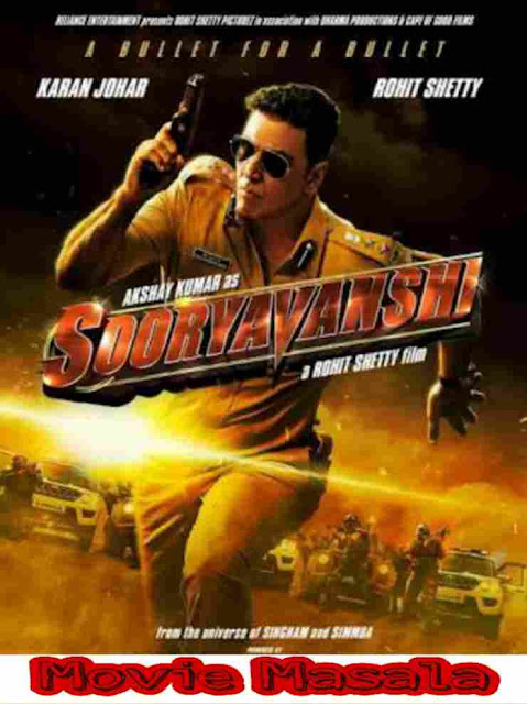 Upcoming Sooryavanshi Movie 2020 Review Cast & Release Date
