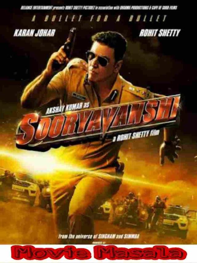 Upcoming Sooryavanshi Movie 2020 Review Cast & Release Date