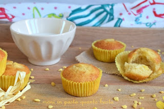 Pineapple coconut breakfast cakes