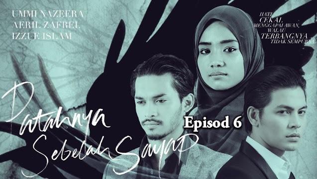 Tonton Online Drama Patahnya Sebelah Sayap Episod 6 (HD)