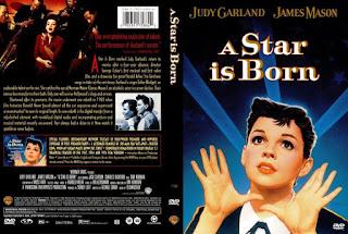 Carátula: Ha nacido una estrella (1954) A Star Is Born