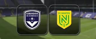 «Бордо» — «Нант»: прогноз на матч, где будет трансляция смотреть онлайн в 20:00 МСК. 21.08.2020г.