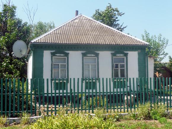 Васильковка. Район Низ. Улица Соборная