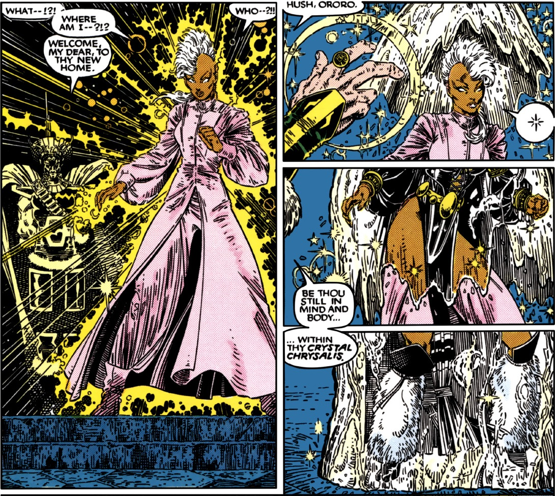 Chris Claremont: Mind Control Central: May 2012