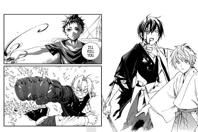 manga shonen perempuan