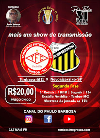 AO VIVO Canal do Paulo Barbosa, no  youtube,  SÓ CLICAR , e se inscrever