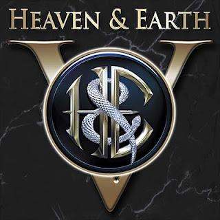 """Ο δίσκος των Heaven & Earth """"V"""""""