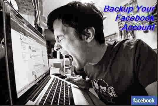 How to Download and Backup Facebook Profile