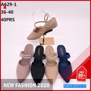 MRTT175S136 Sepatu Jelly LOVA Wedges Keren BMGShop