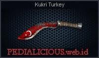 Kukri Turkey