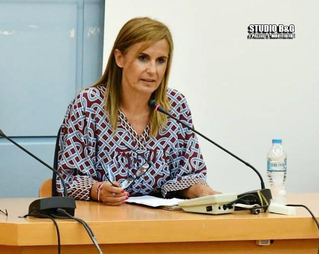 Μαρία Ράλλη: Με συναίσθηση ευθύνης προχωράμε στην προετοιμασία της νέας σχολικής χρονιάς