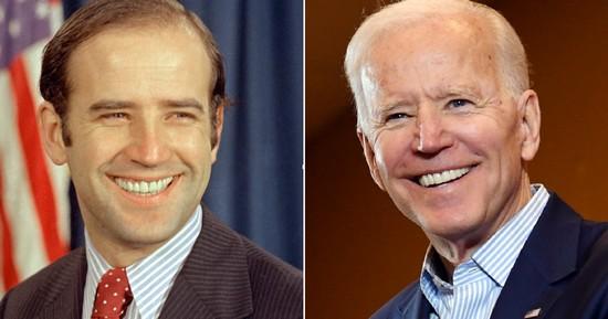 Le bugie di Biden negli anni