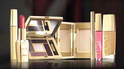 Make-up di lusso con la line LUXE di Avon