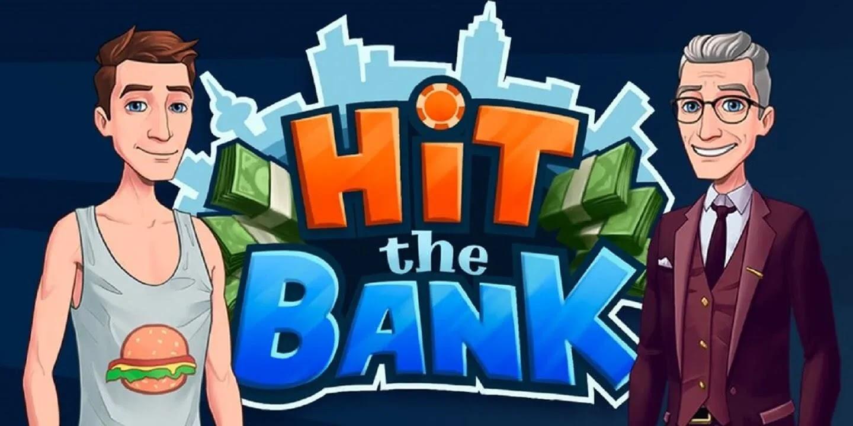 ضرب البنك: المحاكاة المهنية ، والأعمال التجارية والحياة Hit The Bank: Career, Business & Life Simulator