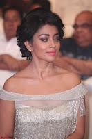 Shriya Saran in Stunning White Off Shoulder Gown at Nakshatram music launch ~  Exclusive (45).JPG