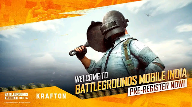 Battlegrounds Mobile India Data Transfer details all you need to know