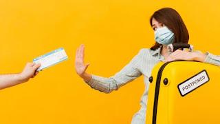 Tips Traveling Aman Dan Nyaman Di Tengah Pandemi COVID-19